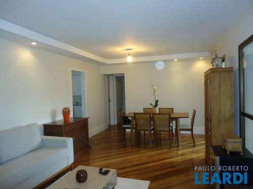 Imagem 1 de 15 de Apartamento - Real Parque  - Sp - 506574