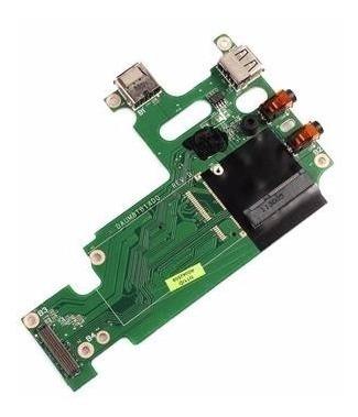 Placa Filha Audio Usb Dell Insp N4010 Daum8tb14d0 Rev.d Nova