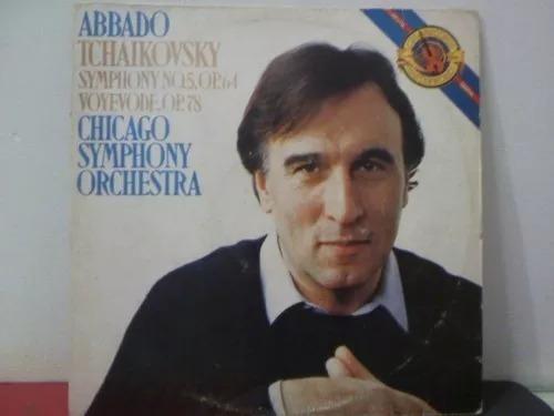 Claudio Abbado, Tchaikovsky/symphony N.5 - Lp (1986)
