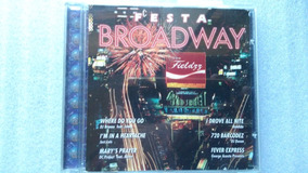 Cd Música Original, Festa Broadway