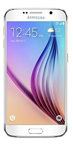 Samsung Galaxy S6, Blanco Perla 32gb (atyt)