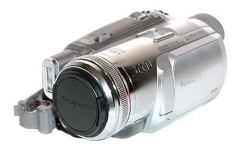Camera Filmadora Panasonic 3ccd - Fita - Top Top
