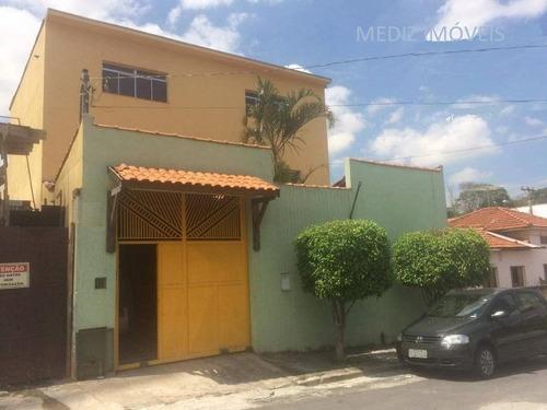 Imagem 1 de 14 de Galpão À Venda Na Vila Piauí Na Rua Água Doce- 11303