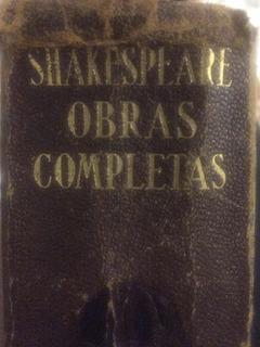 William Shakespeare Obras Completas