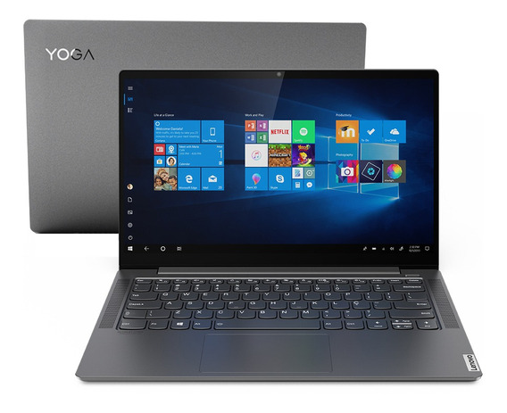 Notebook Lenovo Yoga S740 I5-1035g1 8gb 256gb Ssd Mx 250 2gb