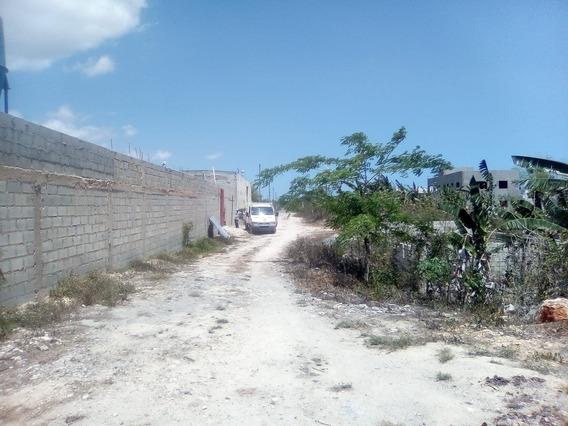 Solar De Oportunidad En Boca Chica