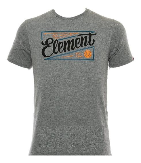 Remera Element Lager De Hombre 21107005 Cgr