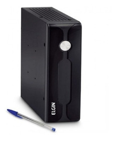 Computador Elgin Newera E3 Nano J1800 4gb 2sr Ssd 120gb+nota