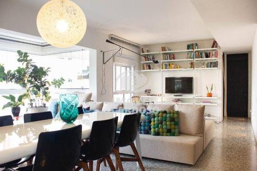 Imagem 1 de 8 de Apartamento Com 2 Dormitórios À Venda, 270 M² Por R$ 3.870.000 - Pinheiros - São Paulo/sp - Ap0620