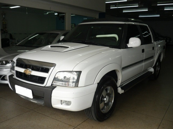 Chevrolet S10 2.8 Executive Branca 4x4 Cd Tdi 4p Manual 2010