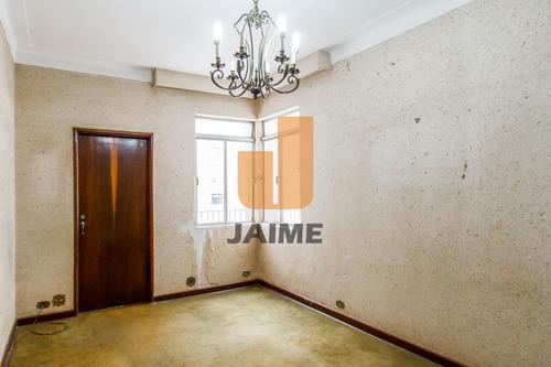 Apartamento Para Venda No Bairro Higienópolis Em São Paulo - Cod: Ja10357 - Ja10357