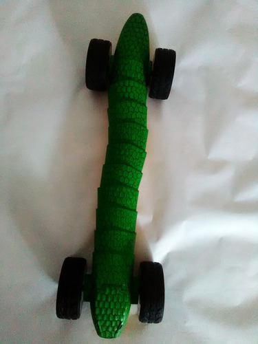 Serpentor Carro Control Original De Kreisel
