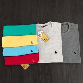 Kit 10 Camisa Raffs Originais P Ao Gg