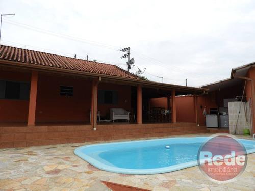 Chácara Com 3 Dormitórios À Venda, 1600 M² Por R$ 450.000,00 - Santa Cecília I - São José Dos Campos/sp - Ch0069