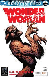 Wonder Woman Renacimiento 5 - Ecc España