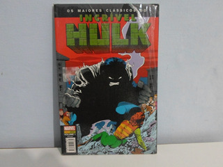 Os Grandes Clássicos Do Incrível Hulk Vol. 1 Panini
