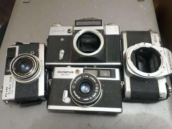 Câmeras Analógicas Lote