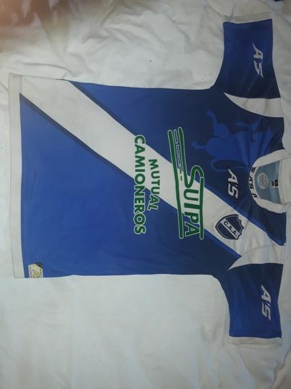 Camiseta Antigua Ca Alvarado Mdq A