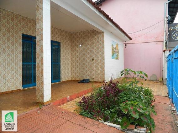 Aluguel Casa Comercial 5 Salas Recepção - 4736