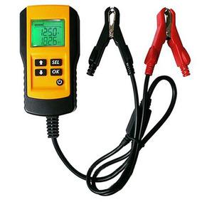 12v Carro Bateria Testador Lcd Digital Veículo Bateria