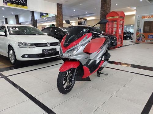 Honda Pcx 150 Sport Abs Top De Linha Apenas 6.000 Km Rodados