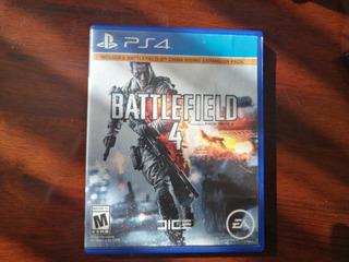 Battlefield 4 Ps4l, Perfecto Estado