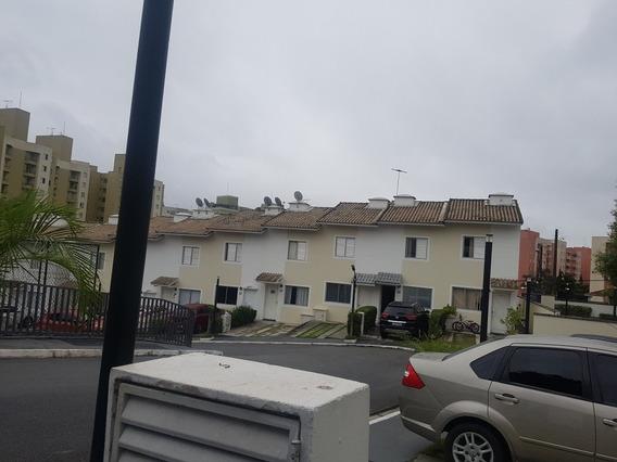 Casa Condomínio Fechado Horto Do Ipê 2 Dorm - Campo Limpo