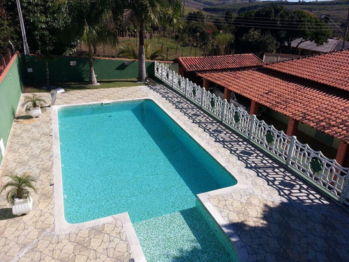 Chácara Com 7 Dormitórios À Venda, 2100 M² Por R$ 850.000,00 - Portal Pirapora - Salto De Pirapora/sp - Ch0041