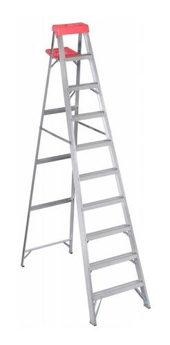Escalera De Aluminio 10 Tramos