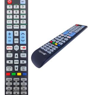 Control Remoto Universal Tv Luz Led Lcd Netflix Youtube