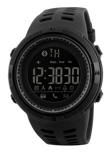 Reloj Tactico Militar Con Bluetooth Sumergible 50m