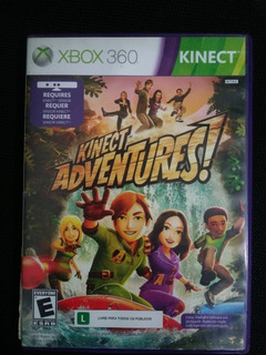 Kinect Adventures 360