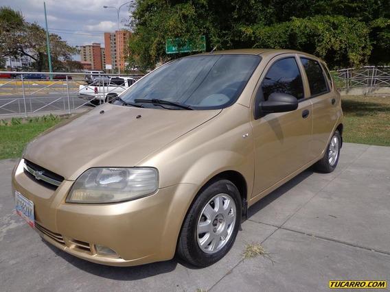 Chevrolet Aveo Sedan Sincrónico