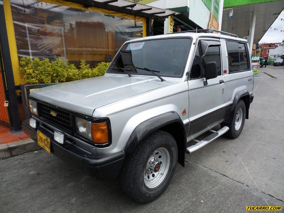 Chevrolet Trooper Dlx 4x4