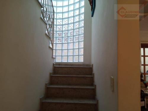 Sobrado Com 3 Dormitórios À Venda, 320 M² Por R$ 1.600.000,00 - Vila Alpina - São Paulo/sp - So1260