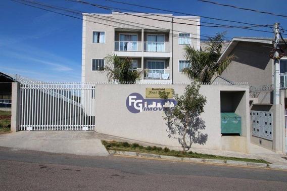 Apartamento Com 2 Dormitórios, 2 Vagas À Venda, 53 M² Por R$ 180.000 - Boneca Do Iguaçu - São José Dos Pinhais/pr - Ap0688