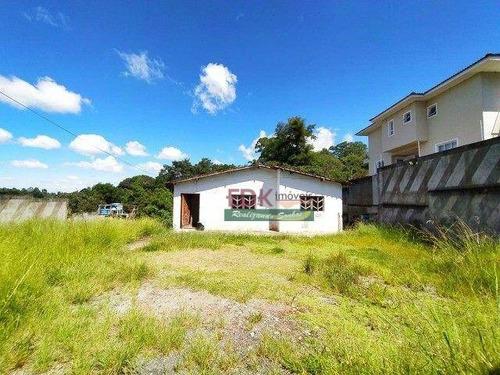 Imagem 1 de 19 de Chácara Com 4 Dormitórios À Venda, 1130 M² Por R$ 371.000 - Parque Maringá - Arujá/sp - Ch0816