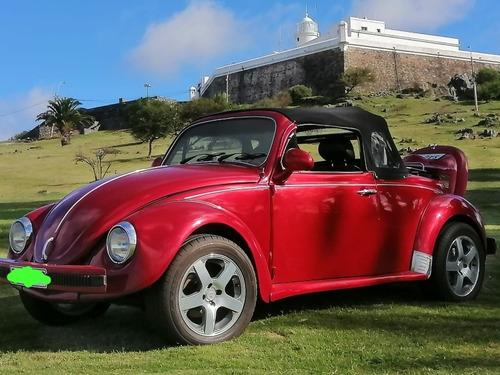 Volkswagen Escarabajo Descapotable No Orig