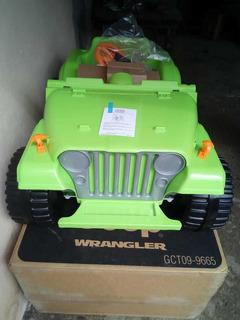 Carrito Eléctrico Power Wheels