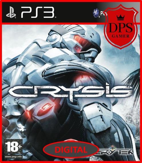 Crysis 1 Ps3 Via Psn Original