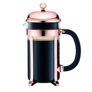 Cafetera Prensa 8 Tz Copper Bodum