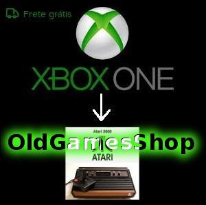 Emulador Atari Para Xbox One Com 2000 Jogos Envio P Email