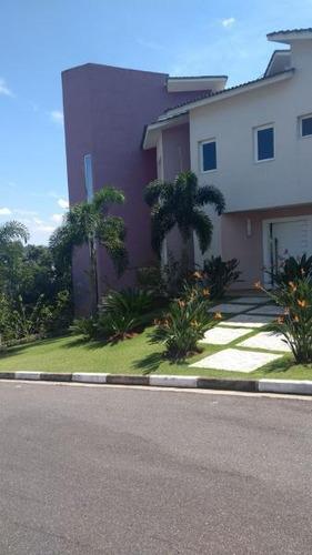 Casa Em Condomínio Para Venda Em Arujá, Arujá Verdes Lagos Residence, 4 Dormitórios, 4 Suítes, 5 Banheiros, 6 Vagas - Ca0153_1-1253366