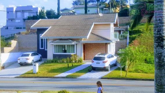 Casa Residencial Para Locação, Condomínio Delle Stelle, Louveira - Ca0492. - Ca0492