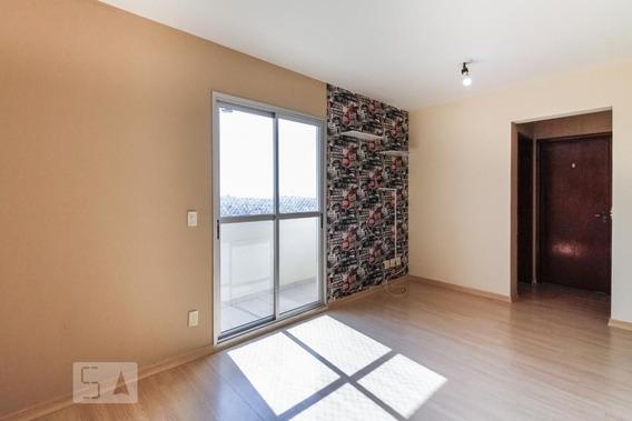 Apartamento No 1º Andar Com 2 Dormitórios E 1 Garagem - Id: 892963562 - 263562