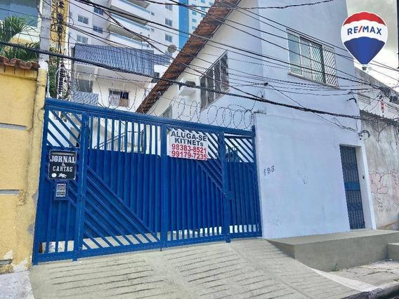 Prédio Com 12 Apartamentos, 600 M² - Batista Campos - Belém/pa - Pr0019