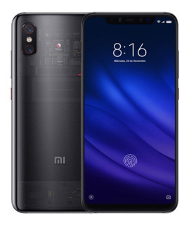 Xiaomi Mi8 Pro 128gb 8gb Ram Version Global Sellado - Negro