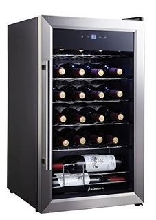 Kalamera Krc-24ss 24 Bottle Single Zone Refrigerador De Vino