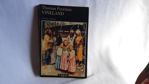 Vineland  Thomas Pynchon Tusquets