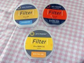 Filtro Promaster Uv 72mm Hgx - Original - Na Caixa + Frete !
